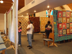 Quilt Show @ Northland Pines High School